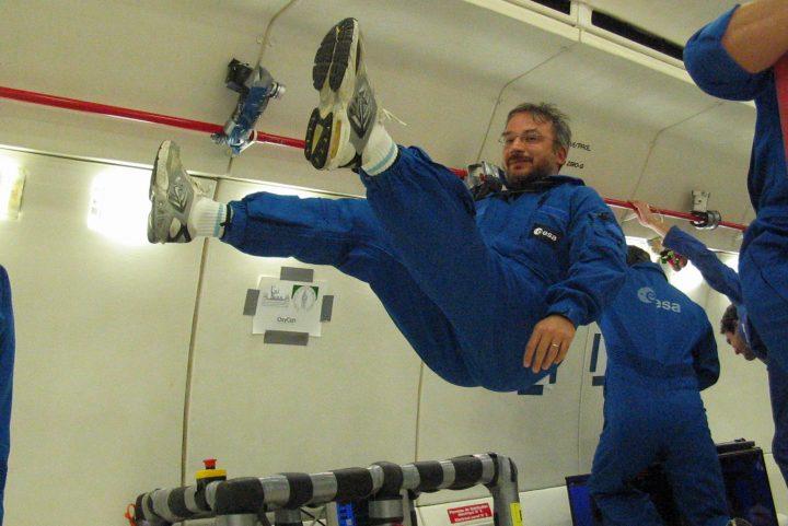 [Conteúdo] A bordo da International Space Station