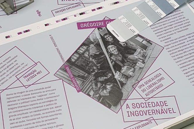[Trecho] Introdução e primeiro capítulo de A sociedade ingovernável