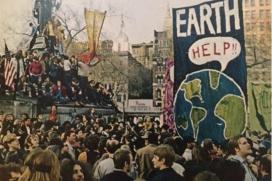 [Conteúdo] O Dia da Terra e a contracultura