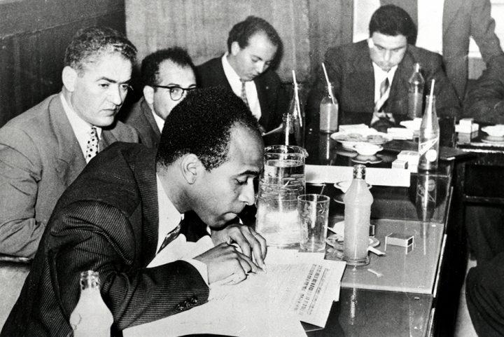 [Conteúdo] I Congresso de escritores e artistas negros