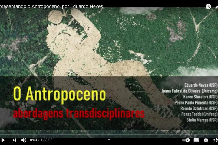 [Conteúdo] Apresentando o Antropoceno
