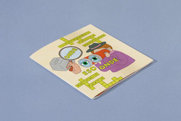 [Ubu em curso] Linhas, cores e palavras: Exercícios de ilustração com Talita Hoffmann