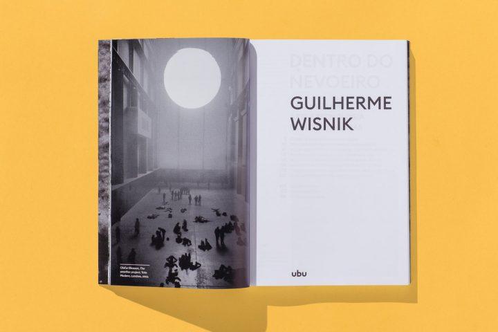 [Ubu em curso] Dentro do nevoeiro: arquitetura, arte e tecnologia contemporâneas com Guilherme Wisnik