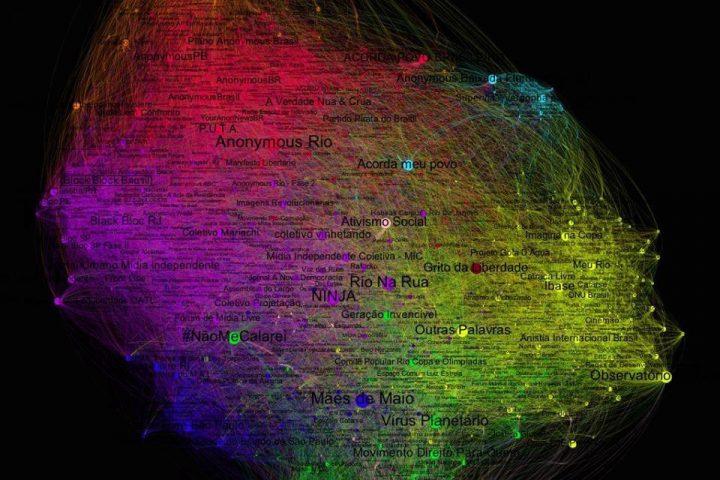 [Conteúdo] Estéticas das redes: regimes de visualização no capitalismo cognitivo