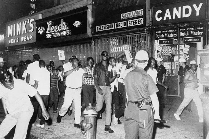 [Conteúdo] Insurreições do Harlem